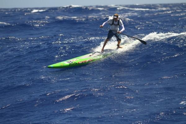 Connor Baxter - 2014 Molokai 2 Oahu Paddleboard World Championships