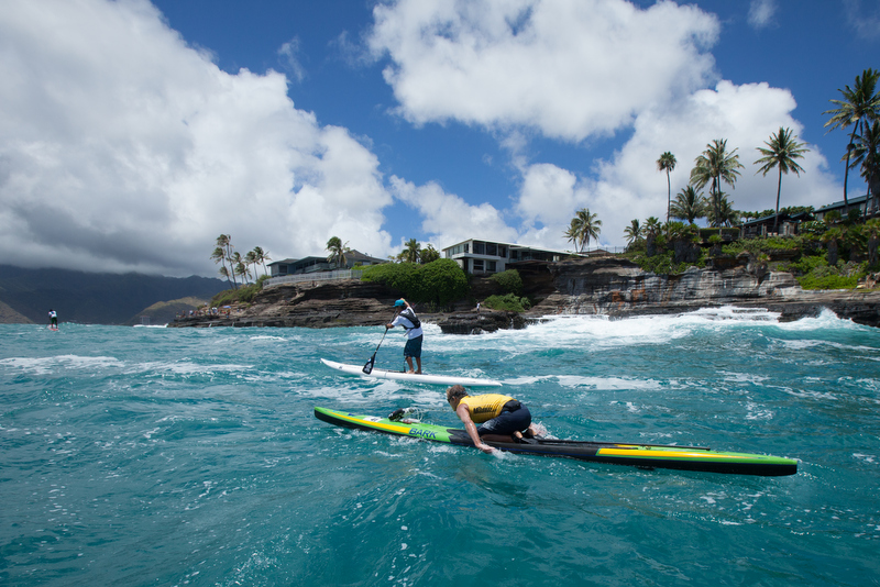 World's Best Paddleboarders Converge on Hawai'i for 18th Annual Moloka'i-2-O'ahu Paddleboard World Championships July 27, 2014